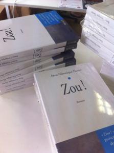 livre Zou !